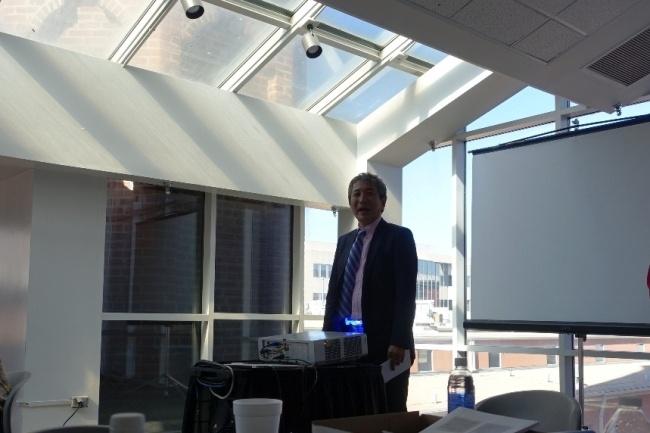 Consul General Attended Colorado Japanese Language Education Association CJLEA Workshop September 26 2015