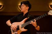 Jazz Concert by ai kuwabara trio project (November 18, 2013)