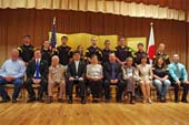 Conferment Ceremony for Commendation of the Consul General upon Mr. John Hopper (May 17th, 2014)