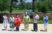 Cultural Event to Introduce Okinawa Culture at the Official Residence of Consul-General (June 14, 2014)