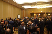 The 2014 National Day reception had a wonderful turnout